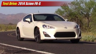 Test drive: 2014 Scion FR-S