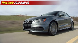 First Look: 2015 Audi A3