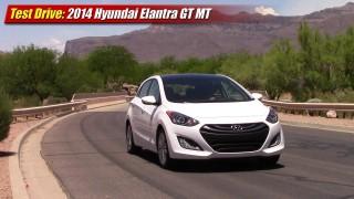 Test Drive: 2014 Hyundai Elantra GT MT