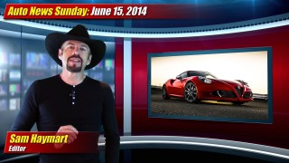 Auto News Sunday: June 15, 2014