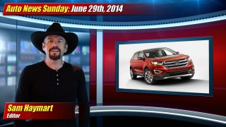 Auto News Sunday: June 29, 2014