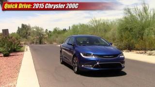 Quick Drive: 2015 Chrysler 200C 3.6