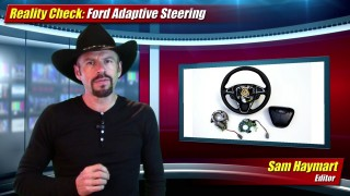 Reality Check: Ford Adaptive Steering