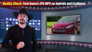 Reality Check: Ford lowers MPG ratings on 2013-2014 models