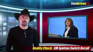 Reality Check: GM Ceo Mary Barra on Ignition Switch Recall Saga