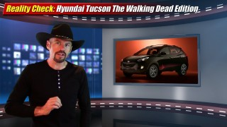 "Reality Check: Hyundai ""The Walking Dead"" special edition Tucson"