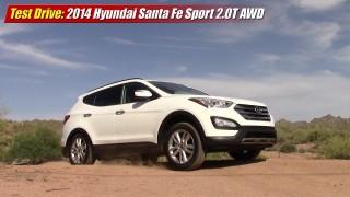Test Drive: 2014 Hyundai Santa Fe Sport 2.0 AWD