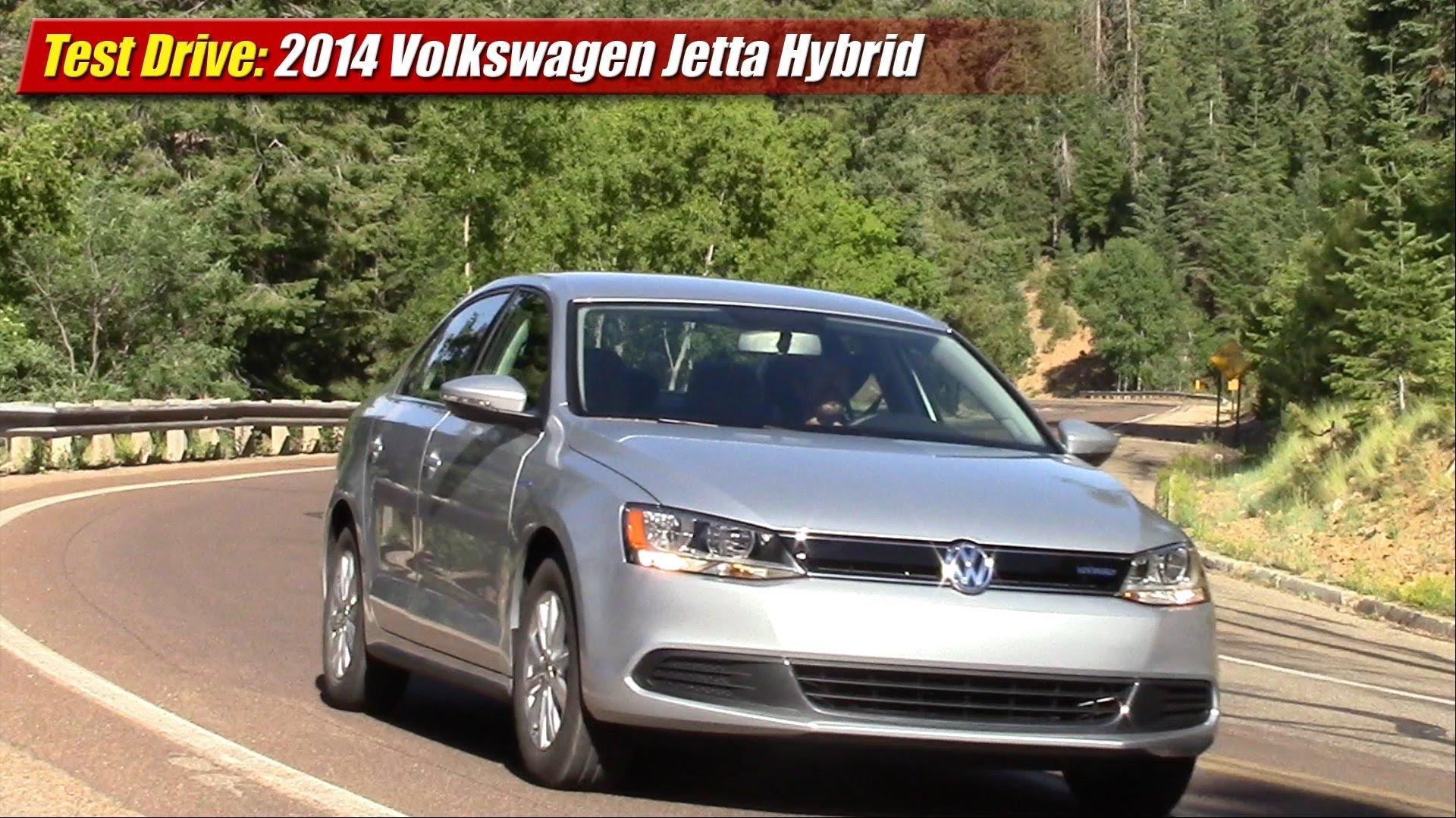 Test Drive: 2014 Volkswagen Jetta Hybrid