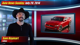 Auto News Sunday: July 20, 2014