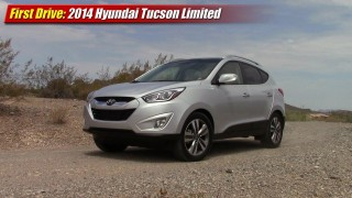 First Drive: 2014 Hyundai Tucson Limited