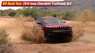Off-Road Test: 2014 Jeep Cherokee Trailhawk 4×4