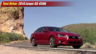 Test Drive: 2014 Lexus GS450h