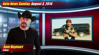 Auto News Sunday: August 3, 2014