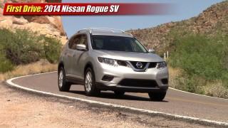 First Drive: 2014 Nissan Rogue SV