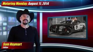 Motoring Monday: August 11, 2014