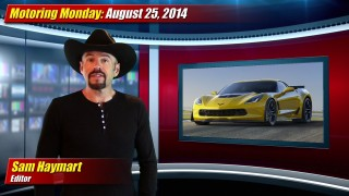 Motoring Monday: August 25th, 2014