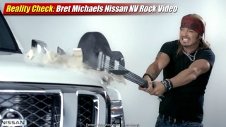 Reality Check: Bret Michaels Nissan NV Rock Video