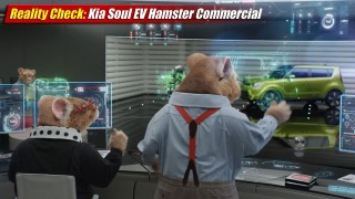 Reality Check: Kia Hamster Soul EV Commercial