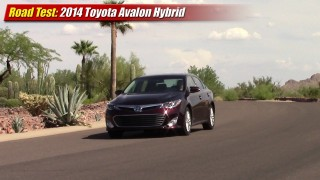 Road Test: 2014 Toyota Avalon Hybrid