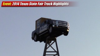 Event: 2014 Texas State Fair Truck Highlights