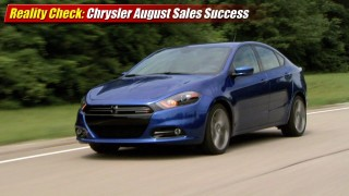 Reality Check: Chrysler August Sales Success