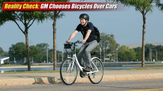 Reality Check: GM chooses bicycle sharing over cars for employees
