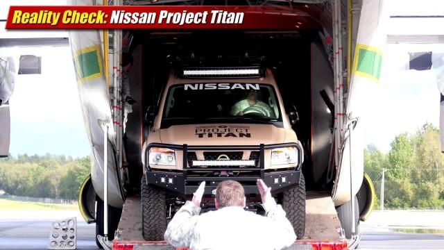 Reality Check: Nissan Project Titan