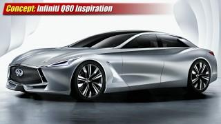 Concept: Infiniti Q80 Inspiration