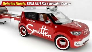 Motoring Minute: SEMA Show 2014 Kia & Hyundai Teaser