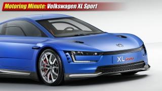 Motoring Minute: Volkswagen XL Sport