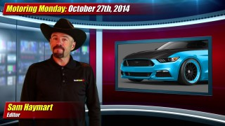 Motoring Monday: October 27, 2014 – SEMA Show Preview