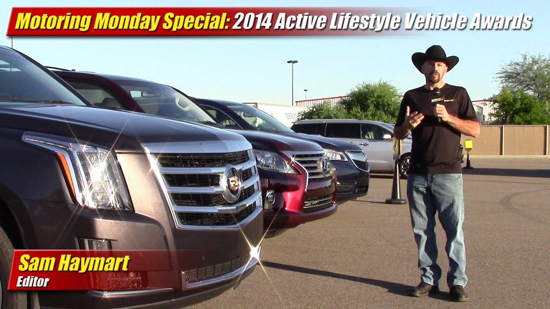 Motoring Monday Special: 2014 Active Lifestyle Vehicle Awards