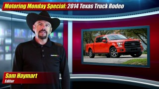 Motoring Monday Special: 2014 Texas Truck Rodeo