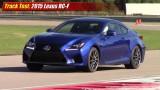 Track Test: 2015 Lexus RC-F