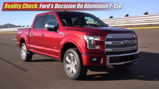 Reality Check: Ford's Decision On Aluminum F-150