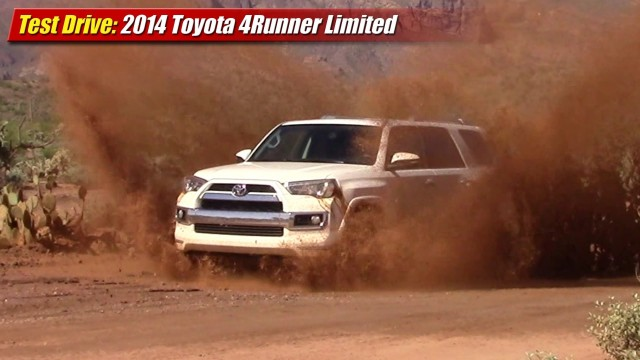 Test Drive: 2014 Toyota 4Runner Limited