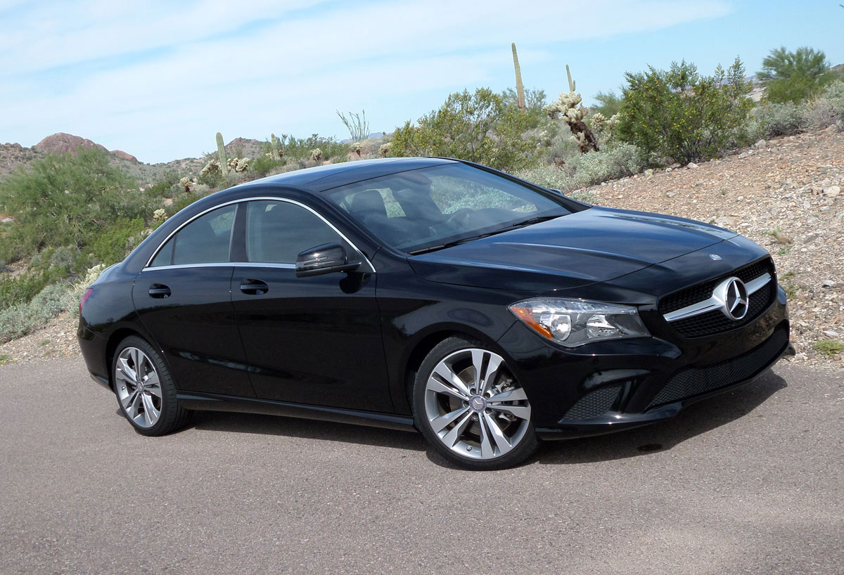 First drive 2015 mercedes benz cla250 testdriven tv for Mercedes benz cla 250 mpg