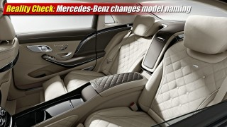 Reality Check: Mercedes-Benz changes model naming