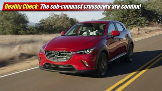 Reality Check: The sub-compact crossovers are coming!