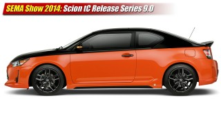 SEMA Show 2014: 2015 Scion tC Release Series 9.0