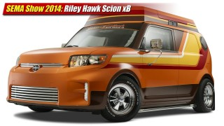 SEMA Show 2014: Riley Hawk Scion xB