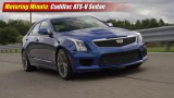Motoring Minute: Cadillac ATS-V Sedan