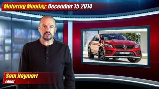 Motoring Monday: December 15, 2014