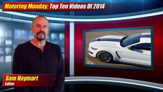 Motoring Monday: Top Ten Videos Of 2014