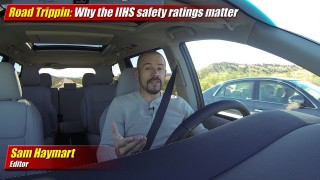 Road Trippin: Why the IIHS safety ratings matter