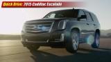 Quick Drive: 2015 Cadillac Escalade