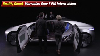 Reality Check: Mercedes-Benz future vision