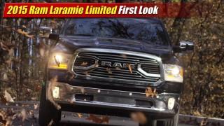 First Look: 2015 Ram Laramie Limited