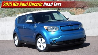 Road Test: 2015 Kia Soul Electric