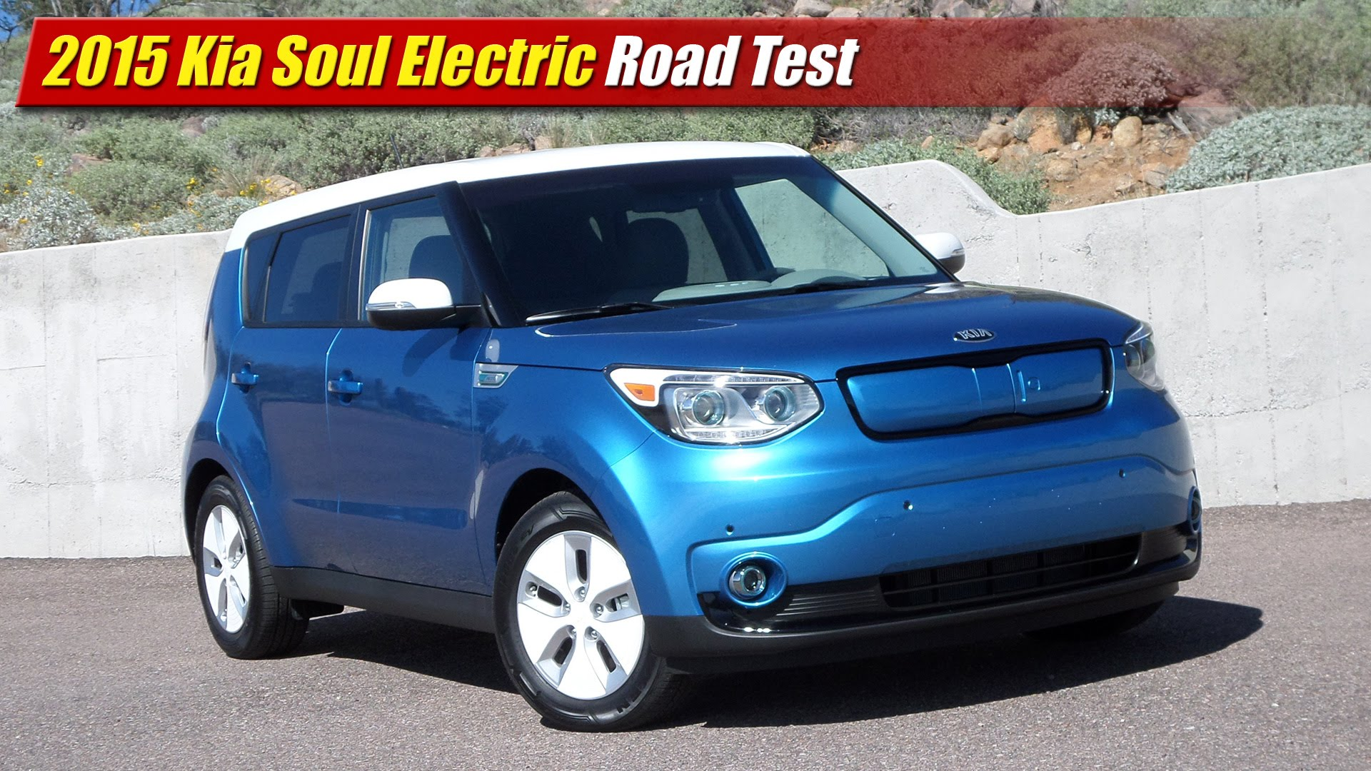 road test 2015 kia soul electric testdriven tv. Black Bedroom Furniture Sets. Home Design Ideas